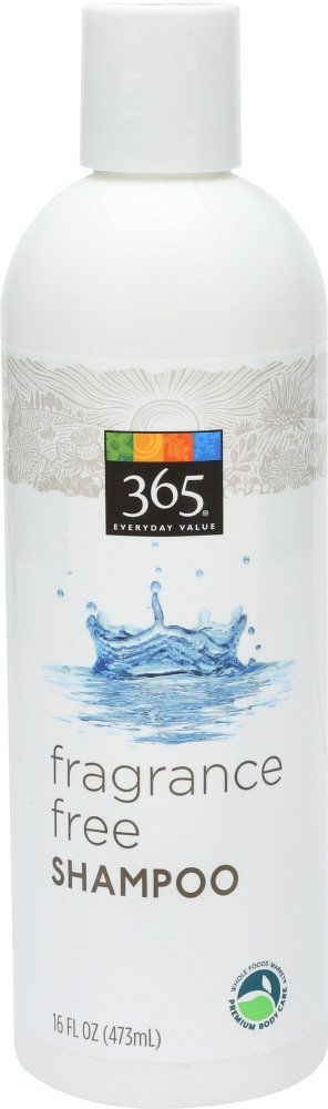365 Everyday Value, Fragrance Free Shampoo, 16 Fl Oz