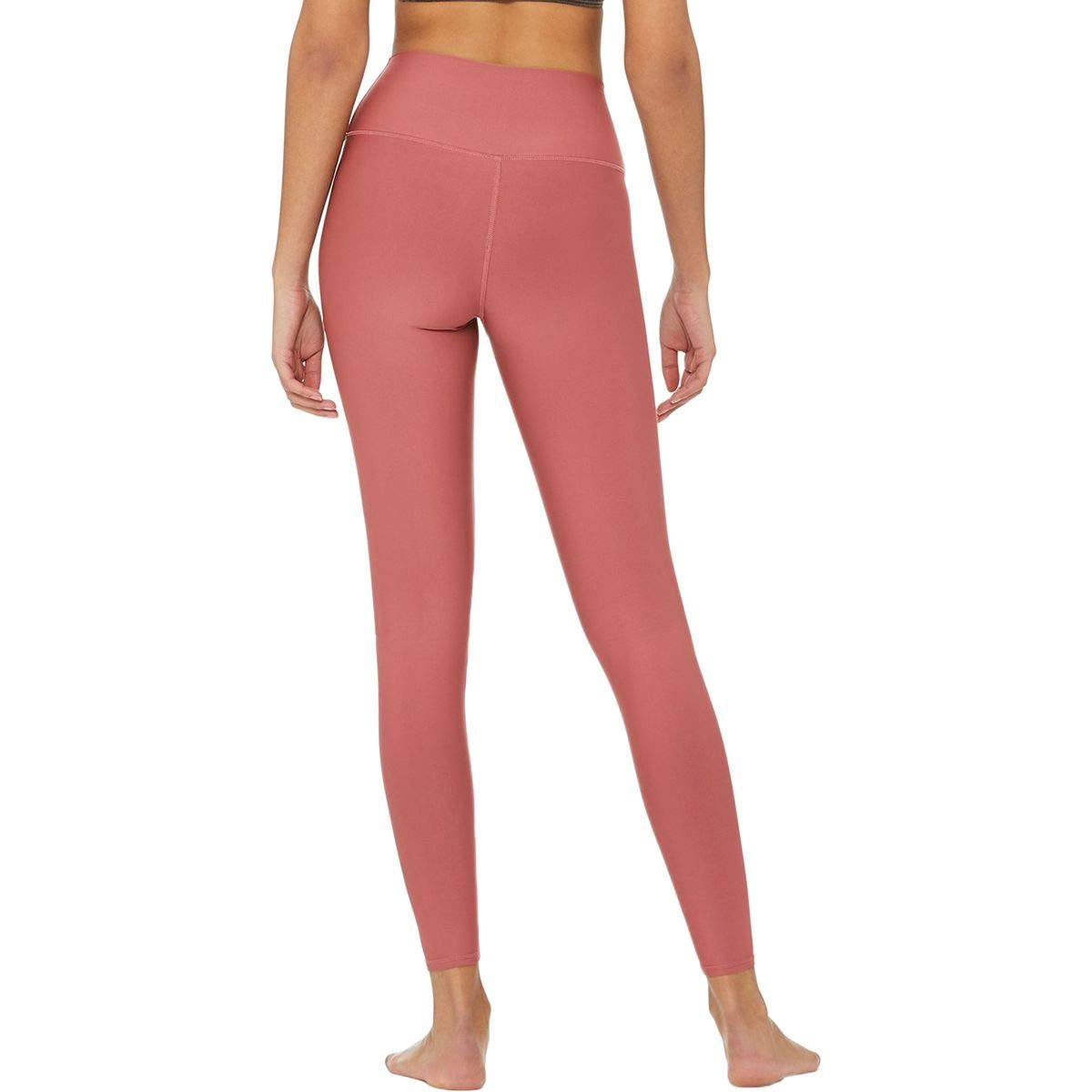 Alo Yoga High-Waist Airlift Legging - Women's Rosewood, M by Alo Yoga (Image #2)
