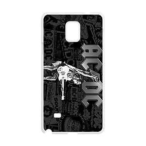 Samsung Galaxy Note 4 Phone Case ACDC C-C130655
