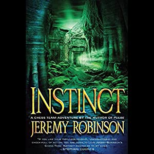 INSTINCT (A Jack Sigler Thriller - Book 2) Audiobook