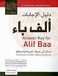 Answer Key for Alif Baa, Third Edition: Answer Key for Alif Baa: Introduction to Arabic Letters and Sounds (Al-Kitaab Arabic Language Program) (Arabic Edition) 3rd (third) by Brustad, Kristen, Al-Batal, Mahmoud, Al-Tonsi, Abbas (2010) Paperback
