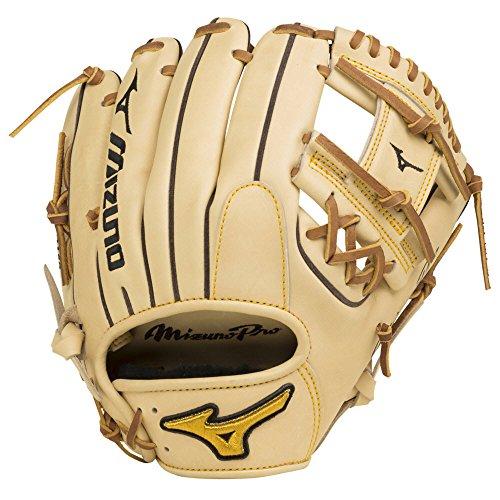 Mizuno GMP2-400S Mizuno Pro Infield Baseball Glove, Tan, 11.5