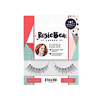 c7d0799e521 Rosie Bea By Eylure Lashes - Flutter (Pack of 4): Amazon.co.uk: Beauty