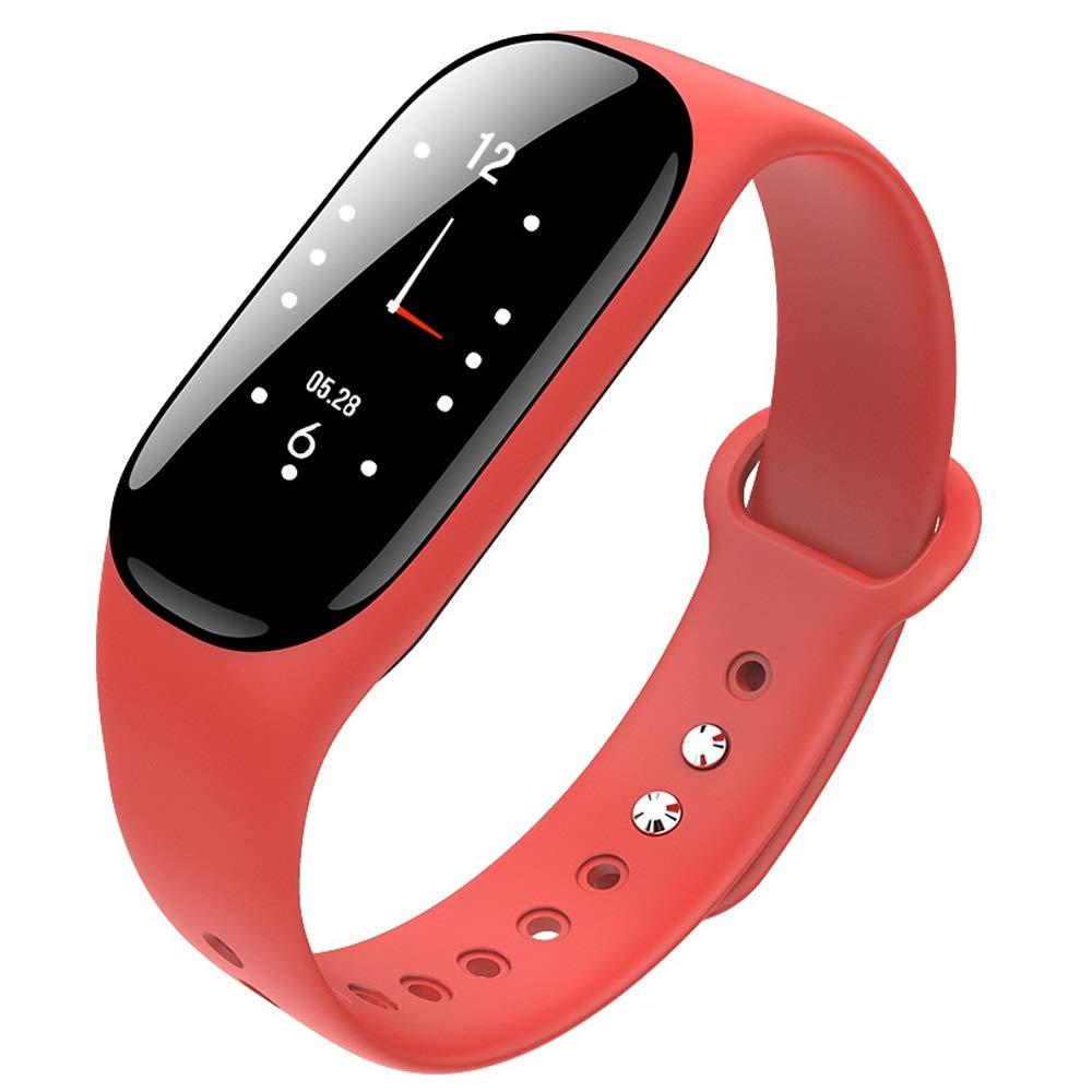 WN - Smart Wristband Functional Smart Bracelet Monitoring Heart Rate Blood Pressure ECG Watch Men and Women Sports, Elderly Health Watch Bracelet Blood Oxygen Heartbeat Sleep Smart Arm & Wristband Acc