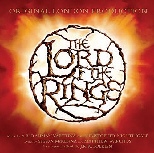 Lord of the Rings - Original London Cast Recording with Bonus -