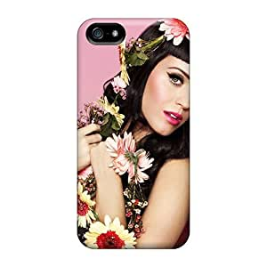 For ZVtEncy2115MoBll Katy Perry The One That Got Away Protective Case Cover Skin/iphone 5/5s Case Cover