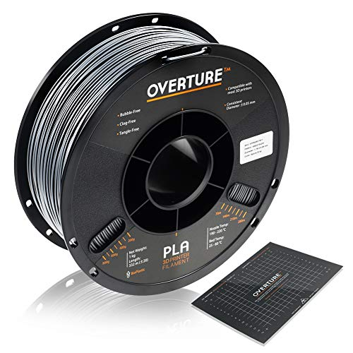 OVERTURE Filament Consumables Dimensional Accuracy product image