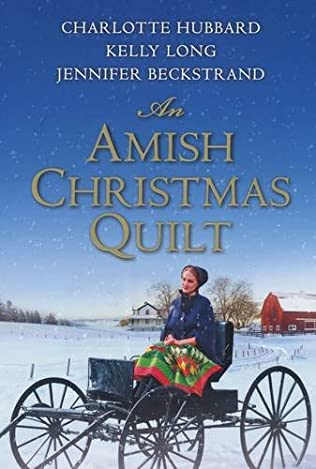 book cover of An Amish Christmas Quilt
