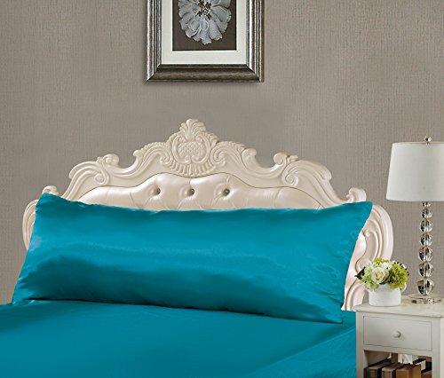 per Soft & Silky Satin Body Pillowcase With Zipper (20