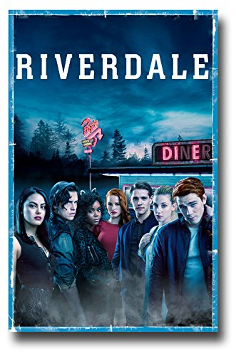 Riverdale Poster -Tv show Promo flyer Cole Sprouse - 11 x 17 inches Diner