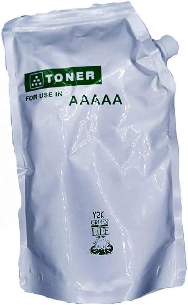 Refill Copier Laser Color Toner Powder Kits for OKI Data C830 MC860 C801 C810 C821 C 801 810 821 830 MC 860 Laser Printer 40g//Bottle,4 Black