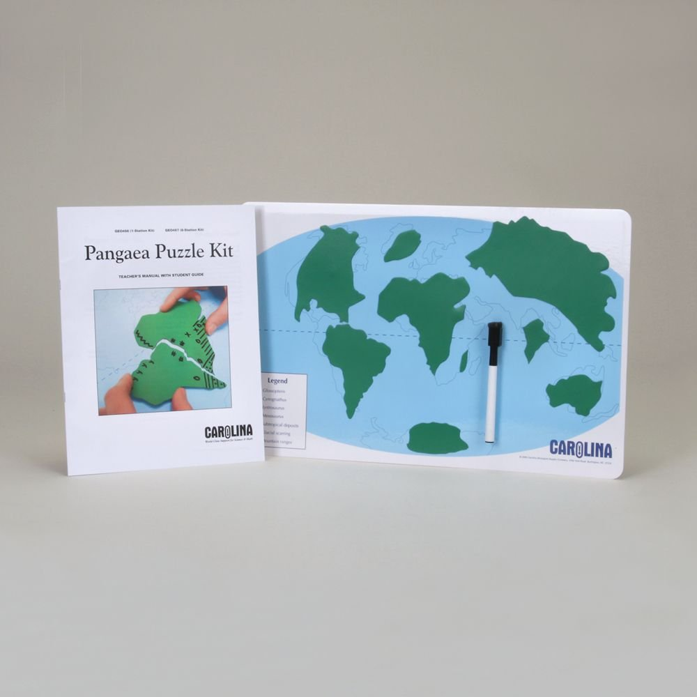 Pangaea Puzzle Kit [Toy]