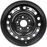 "Dorman Steel Wheel with Black Painted Finish (15x6.5""/5x115mm)"