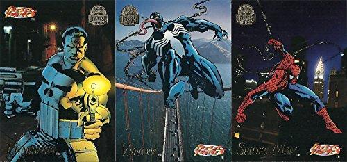 1994 Fleer Marvel Universe Series 5 Set 200 Card Complete...