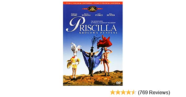 Amazon.com: Adventures of Priscilla, Queen of the Desert, The (English audio): Terence Stamp, Hugo Weaving, Guy Pearce, Bill Hunter, Rebel Russell, ...