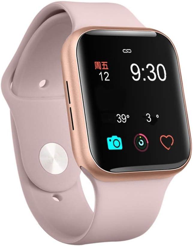 RENLEINB Relojes Inteligentes, GPS de posicionamiento por Relojes, Relojes Deportivos, Relojes de vigilancia de la Sangre de la frecuencia cardíaca, la presión Relojes multifuncionales