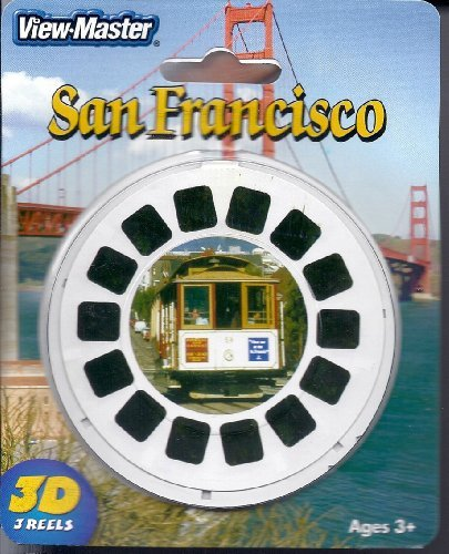 View Master: San Francisco by View Master