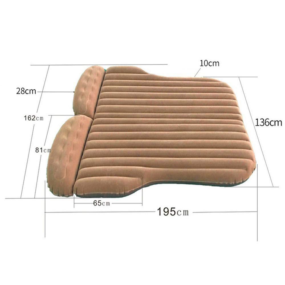 DuDuDu Auto aufblasbare Bett Langlauf Reisen Matratze SUV allgemeine Auto aufblasbare Matratze