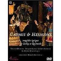Lully - Cadmus & Hermione/Dumestre, Le Poème Harmonique, Lazar (Opéra-Comique 2008) [Import italien]