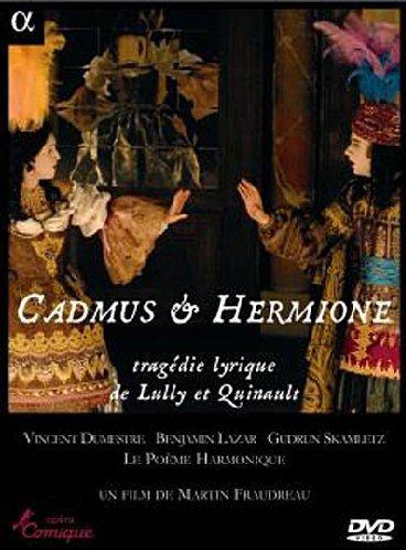 Cadmus & Hermione: tragédie lyrique de Lully et Quinalut]()
