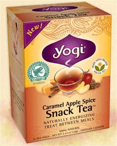 Yogi Teas Tea Crml Apple Spice Slim