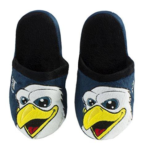 NFL Philadelphia Eagles Child's Mascot Slippers - Small (Nfl Slippers For Kids)