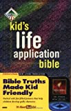 Kid's Life Application Bible NLT (hc)