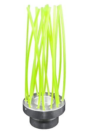 16 hilos - Cabezal Cepillo universal de aluminio multihilo para ...
