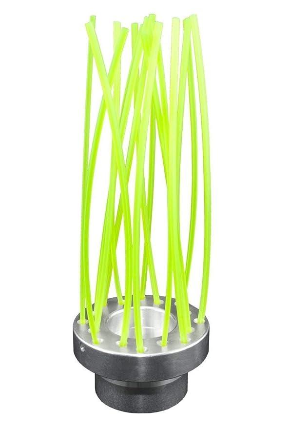 16 hilos - Cabezal Cepillo universal de aluminio multihilo ...