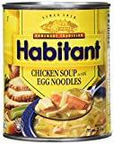 Habitant Habitant Chicken And Egg Noodle Soup, 796ml