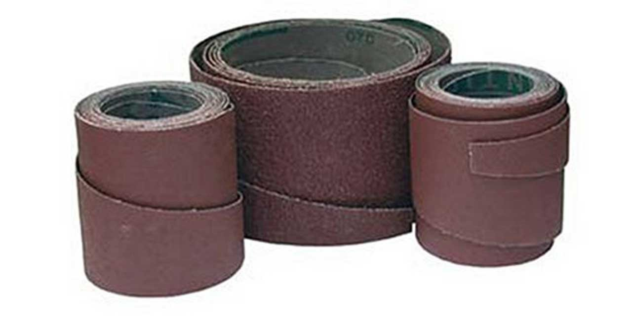 JET 60-2220 Ready to Wrap Abrasive Strips for Performax 22-44 Plus Drum Sander 220 Grit 3 wraps in a box