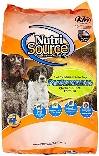 Tuffy S Pet Food  Nutrisource Performance Dry Food For Dogs
