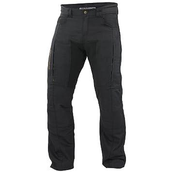 tril obite consapho Dupont Kevlar Jeans - Negro: Amazon.es ...