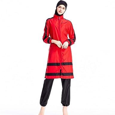 6f6273cb846 Moonface Muslim Swimwear for Women Girls Modest Islamic Hijab ...