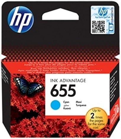 Cabezal de impresión HP CZ110AE Cian para impresora Deskjet Ink ...