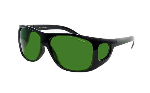 Rainbow safety Gafas Protección IPL Depilación Accesorios Luz Pulsada Intensa (190-1800nm Filtro F4