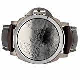 Panerai Luminor automatic-self-wind mens Watch PAM00076 (Certified Pre-owned)