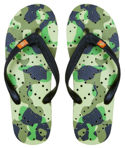 Mens Sandals Showaflops Mens Camo Flip Flops Camo 7 8 Sandals Clearance