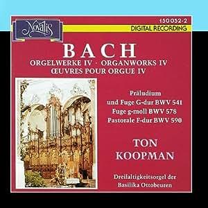 J. S. Bach: Orgelwerke IV