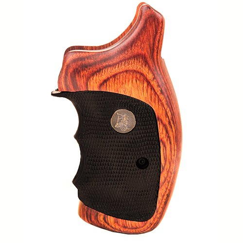 Pachmayr 00460 S&W K&L Frame, Round Butt, Rosewood ()