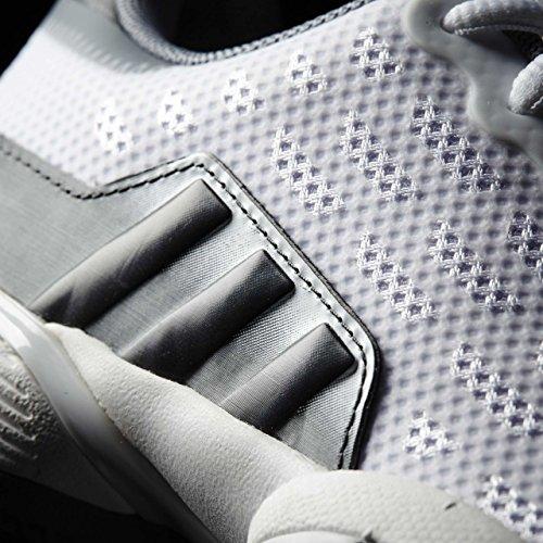 Adidas Barricade 2016 Xj, Zapatillas de Tenis Unisex Niños, Blanco (Ftwbla/Grpudg/Gris), 38 EU