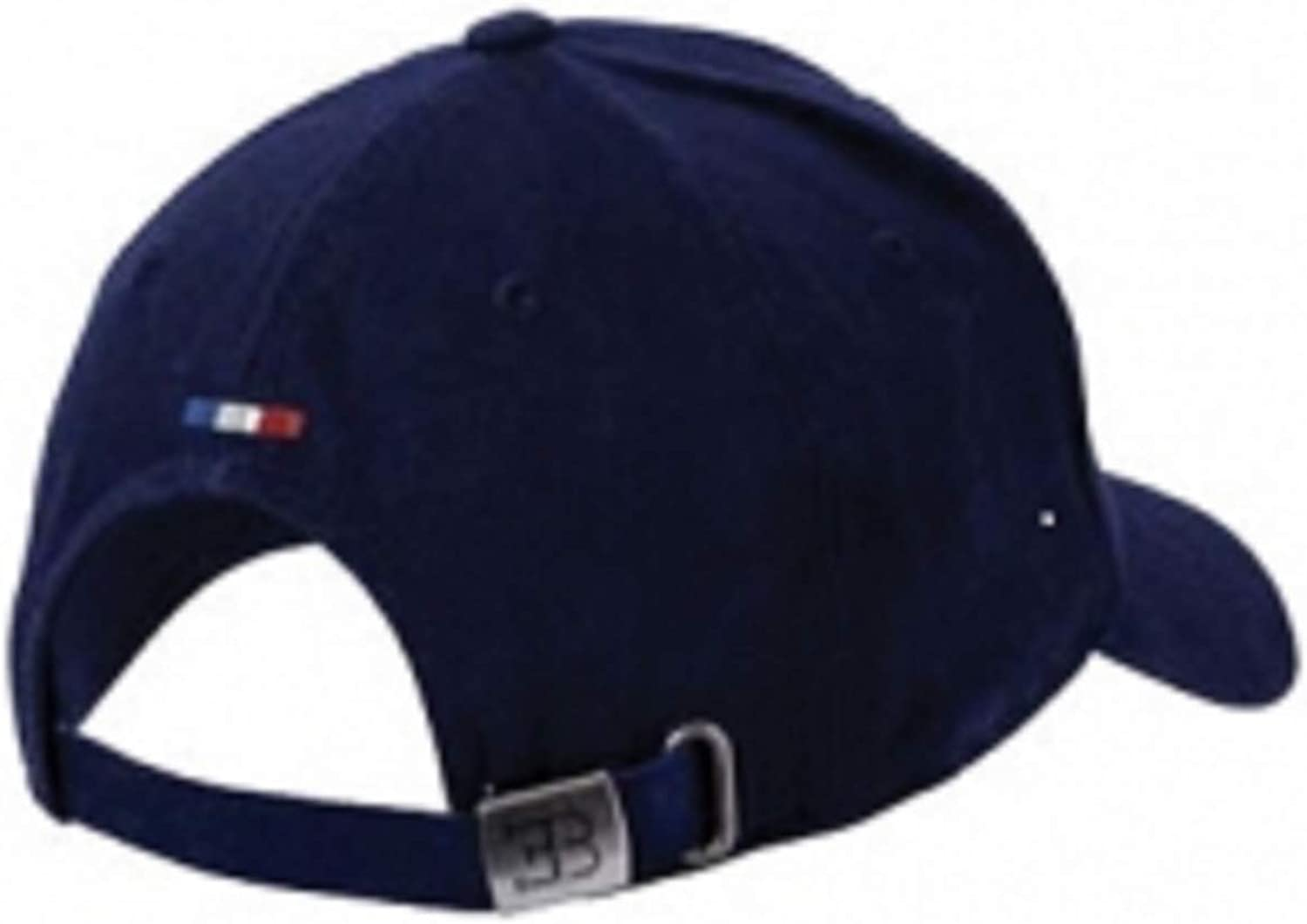 BUGATTI Navy Blue Baseball hat with Red Logo