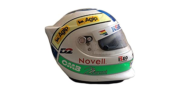 Amazon.es: Casco Giancarlo Fisichella Formula 1 F1 Original de Colección Korean Air Talla L introvabile