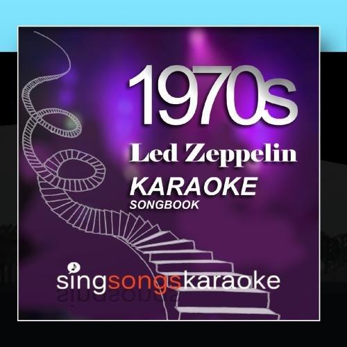 The Led Zeppelin 1970s Karaoke Songbook 1 (70s Karaoke)