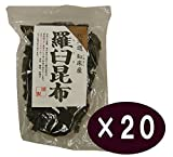 Genuine food Marushima Hokkaido Shiretoko production Rausu kelp <80g> 20 Kekesu sales goods
