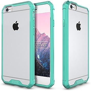 Urcover Funda iPhone 6 Plus / 6s Plus Armor TPU Móvil Smartphone ...