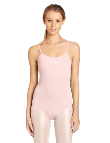 - Capezio Women's Camisole Leotard With Adjustable Straps,Pink,Medium