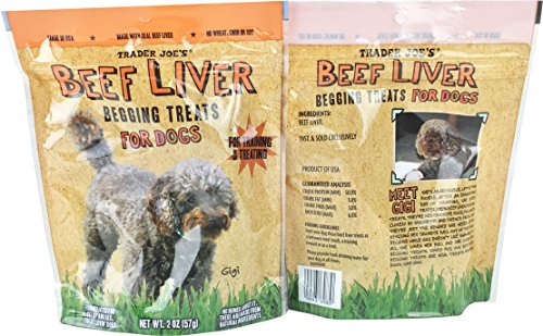 Trader Joes Liver Begging Treats