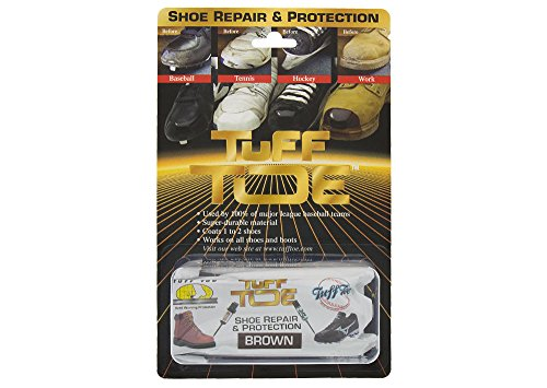 tuff-toe-polyurethane-work-sport-boot-protector-chemical-and-water-resistant-brown