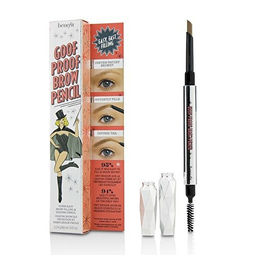 Brow Shade - Benefit Goof Proof Brow Pencil - # 1 (Light) 0.34g/0.01oz